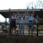 Ohio, Kentucky, Indiana Cycling Coach OB Client gets 3rd