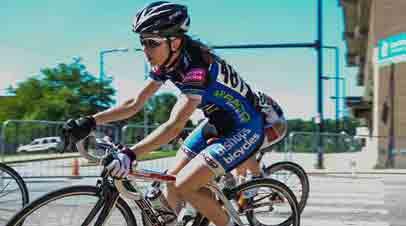 Amalia VanMatre First year racing