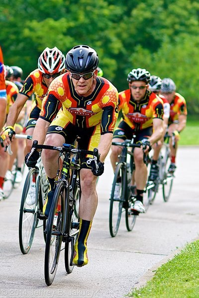 Ohio cycling coach
